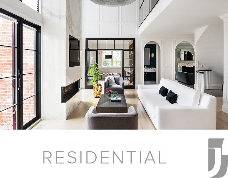 Interior Design For New York Luxury Spaces Jse Design